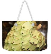The Cherimoya Weekender Tote Bag