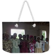 The Choir Weekender Tote Bag
