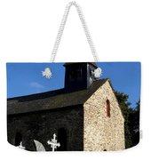 The Church Of Sainte-onenne Weekender Tote Bag
