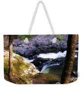The Chutes At Union Village Weekender Tote Bag