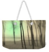 The Circle Green - Grove By The Sea Weekender Tote Bag