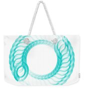The Circle II Weekender Tote Bag