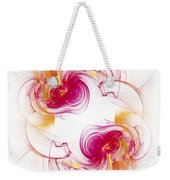 The Circle Of Love 1 Weekender Tote Bag