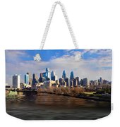 The City Of Brotherly Love Weekender Tote Bag