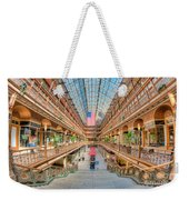 The Cleveland Arcade IIi Weekender Tote Bag by Clarence Holmes