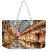 The Cleveland Arcade Iv Weekender Tote Bag