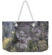 The Cliff Weekender Tote Bag