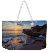 The Cliffs Of Florida Weekender Tote Bag