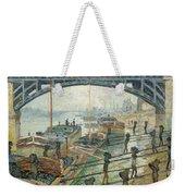 The Coal Workers Weekender Tote Bag