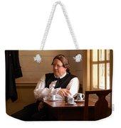 The Colonial Actor Weekender Tote Bag