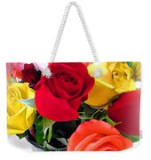 The Color Of A Rose Weekender Tote Bag