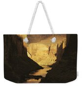 The Colorado River Flows Weekender Tote Bag