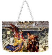 The Colored Angel Weekender Tote Bag