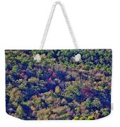 The Colors Of Autumn Weekender Tote Bag by Douglas Barnard