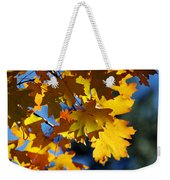 The Colors Of Autumn In Arizona  Weekender Tote Bag