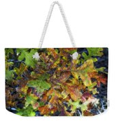 The Colors Of Autumn  Weekender Tote Bag