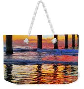 The Colours Of Dawn  Weekender Tote Bag