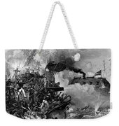 The Confederate Ironclad Merrimack Weekender Tote Bag