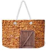 The Corn Crib Weekender Tote Bag