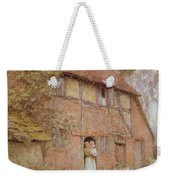 The Cottage With Beehives Weekender Tote Bag
