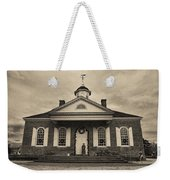 The Courthouse Weekender Tote Bag