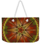 The Crescents And Wiry Star Weekender Tote Bag