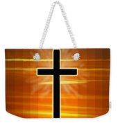 The Cross Weekender Tote Bag