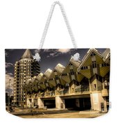 The Cube House  Weekender Tote Bag