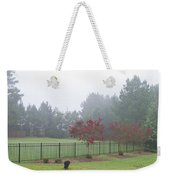 The Curious Dog Weekender Tote Bag