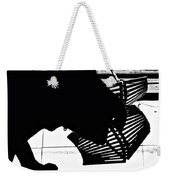 The Curious One Weekender Tote Bag