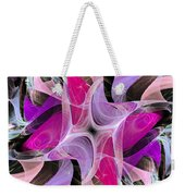 The Dancing Princesses Abstract Weekender Tote Bag