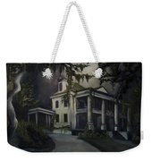 The Dark Plantation Weekender Tote Bag by James Christopher Hill