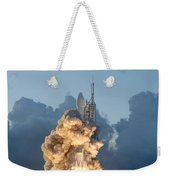 The Dawn Spacecraft Weekender Tote Bag