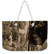 The Death Of Pontiac, 1769 Weekender Tote Bag by Photo Researchers