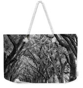 The Deep South Monochrome Weekender Tote Bag
