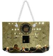 The Department Of Defense Address Weekender Tote Bag