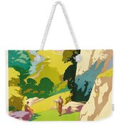 The Derbyshire Dales Weekender Tote Bag by Frank Sherwin