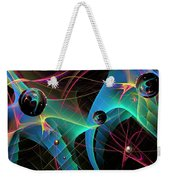 The Descent Into March Madness Weekender Tote Bag