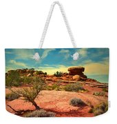 The Desert And The Sky Weekender Tote Bag