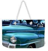 The Desoto Weekender Tote Bag