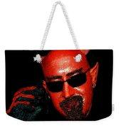 The Devil You Say Weekender Tote Bag