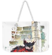 The Devils Advocat Weekender Tote Bag