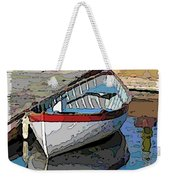 The Dinghy Weekender Tote Bag