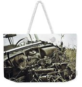 The Dirts Hold Weekender Tote Bag