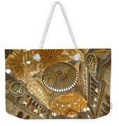 The Dome Of Hagia Sophia Weekender Tote Bag