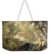 The Dream Of Solomon Weekender Tote Bag