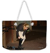 The Dressage Boots Weekender Tote Bag
