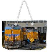 The Drop Pits Weekender Tote Bag
