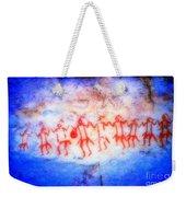 The Drum Dance Weekender Tote Bag