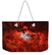 The Eagle Nebula In The Constellation Weekender Tote Bag